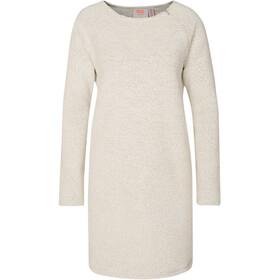 Varg W's Fårö Long Wool Dress Off White